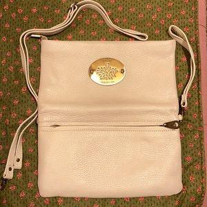 MULBERRY foldover crossbody bag or wristlet